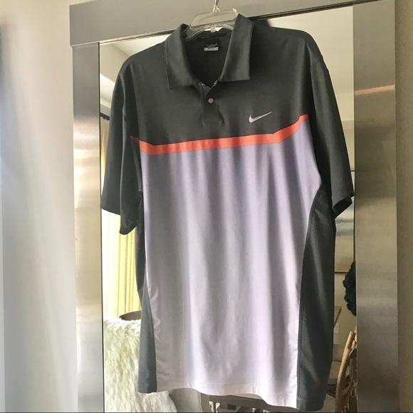 Volver a disparar Ridículo El cielo  Nike Shirts | Nike Tiger Woods Collection Golf Polo | Poshmark